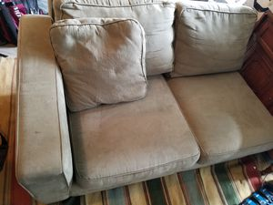 Couch - sectional half. for Sale in Issaquah, WA