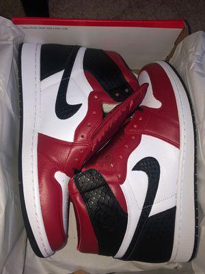 Jordan Retro 1 Satin Red for Sale in Salinas, CA