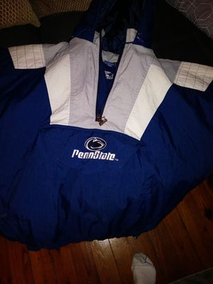 Vintage 1970s early 80s Penn State starter jacket extra large for Sale in Philadelphia, PA