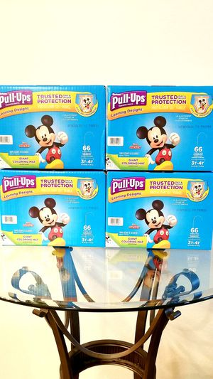 Huggies Pull-Ups Size 3T-4T 66ct for Sale in Orlando, FL