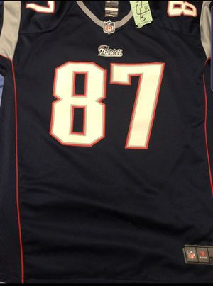 Rob Gronkowski Jersey Patriots for Sale in Lewisville, TX