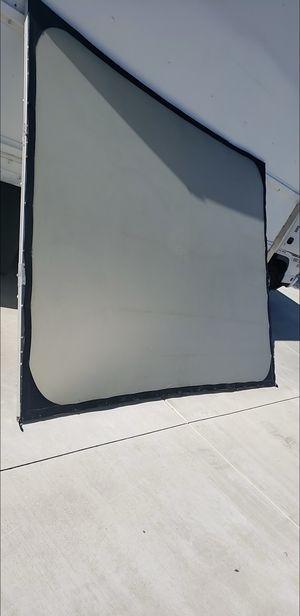 Da-Lite Fast Fold Screen Parts for Sale in Murrieta, CA