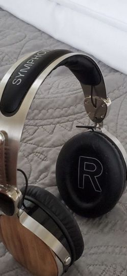 Symphonized wireless wood headphones for Sale in Long Beach,  CA