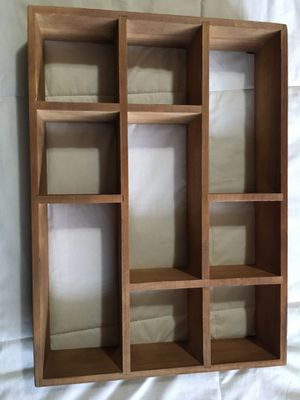 Wooden shelf for Sale in Modesto, CA