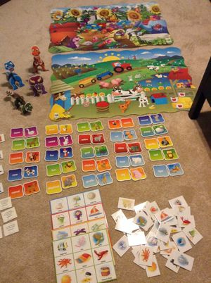 Explore and Learn: Game & Puzzle set for Sale in El Cajon, CA