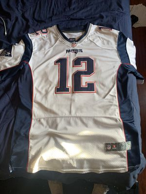 Patriots Tom Brady jersey for Sale in Los Angeles, CA