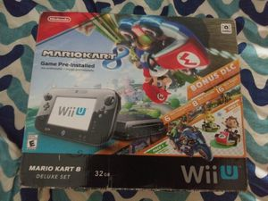 Nintendo Wii U for Sale in Rancho Cucamonga, CA