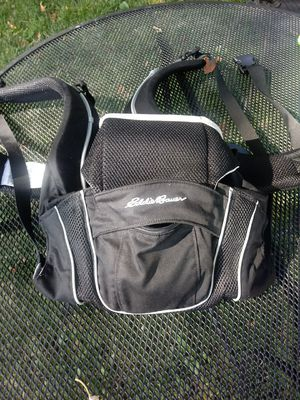 Eddie BAUER 3 IN ONE comfort baby carrier Black and grey. for Sale in Cleveland, OH
