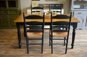 Black Kitchen/Dining Set for Sale in San Diego, CA