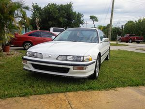 * For Sale * 1992 Acura Integra GS hatchback 1.8 for Sale in Cocoa, FL