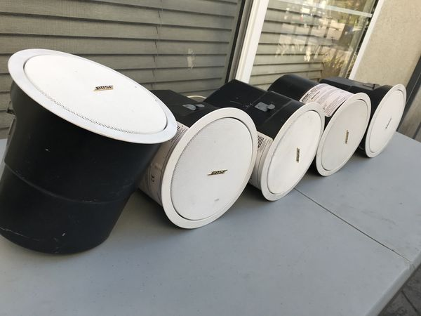 Bose ceiling speakers (5pcs)