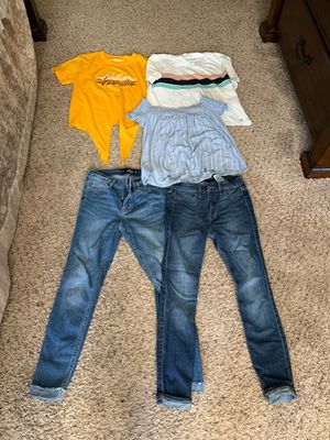 Hollister clothes for Sale in Sanford, NC