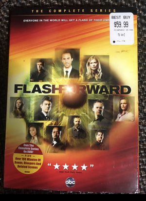 DvD- serial ....FLASH FORWARD ( season complete) for Sale in Tamarac, FL