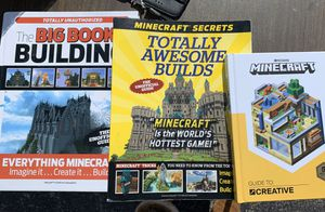 Minecraft books for Sale in Des Plaines, IL
