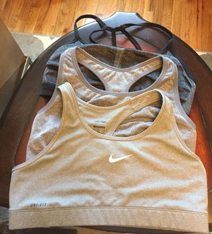Workout bras (3) XL for Sale in Moreland Hills, OH