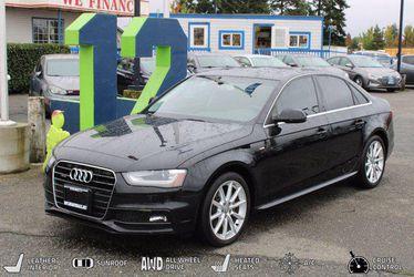 2014 Audi A4 for Sale in Everett,  WA