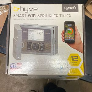 B•hyve, Smart WIFI sprinkler Timer for Sale in Rialto, CA