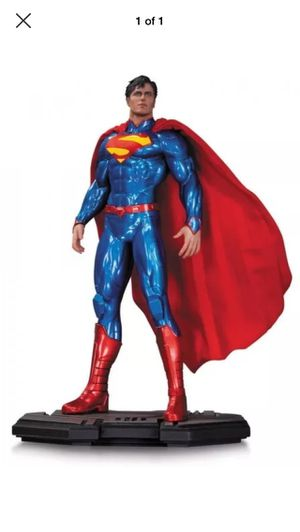 DC Collectibles DC Comics Icons Superman Statue 1:6 Scale Numbered to 5200 for Sale in San Diego, CA