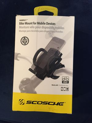 Scosche Bike Mount for Mobile Devices for Sale in Nashville, TN