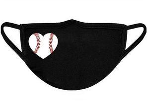 Baseball heart face mask for Sale in York, PA