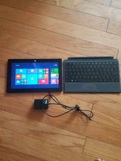 Microsoft rt tablet for Sale in San Diego,  CA