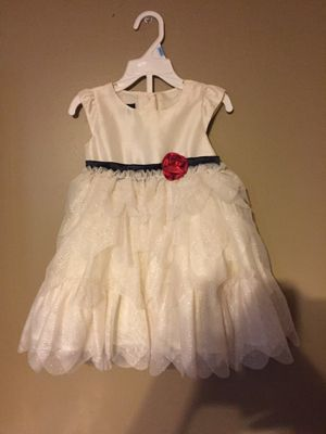 Girls 18 months holiday dress new no tags for Sale in New Brighton, PA