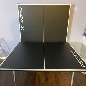Rec-Tek Ping Pong Table for Sale in Los Angeles, CA