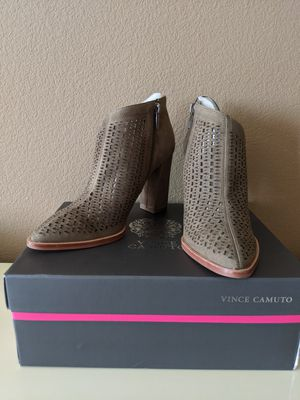 Women's shoes - Vince Camuto boots - Vince Camuto booties for Sale in San Diego, CA