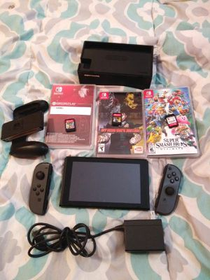 Nintendo switch for Sale in Huntington, NY