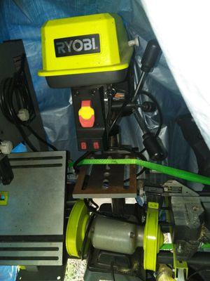 Ryobi drill press for Sale in Jacksonville, FL