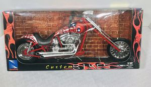 New Rays Toys Custom Bikes Motorcycle 1/12 Scale for Sale in Providence, RI