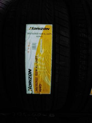 Horizon 265/35/22 for Sale in Baldwin Park, CA