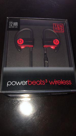 Powerbeats3 wireless headphones for Sale in Gilbert, AZ