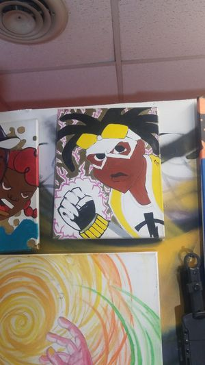 Paint by KroWnRell for Sale in Baltimore, MD