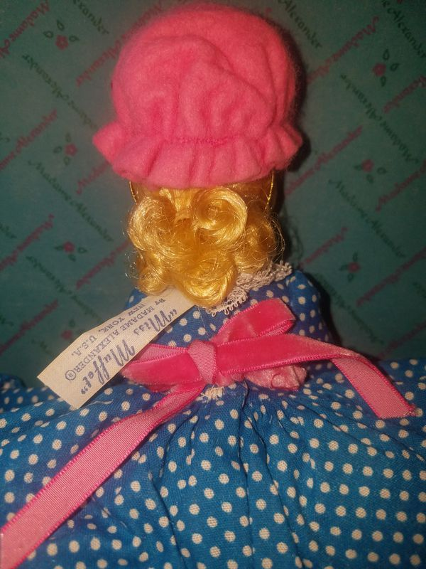 Ms. Muppet by Madame Alexander Co.