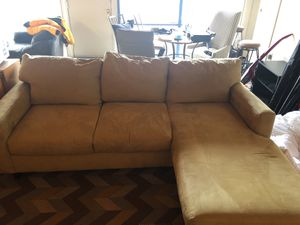 Two Piece Living Room Couch for Sale in Mount Rainier, MD