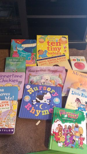 13 Baby Books for Sale in HILLTOP MALL, CA