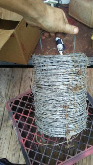 Roll of barbwire for Sale in Kingsport, TN