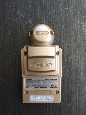 Game Boy Camera - The Legend of Zelda: Ocarina of Time, Gold Version for Sale in Nashville, TN