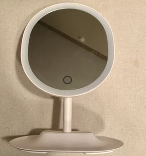 Light up adjustable mirror vanity for Sale in Dallas, TX