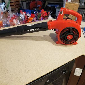 Craftsman Gas Leaf Blower for Sale in Tulare, CA