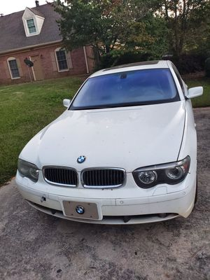 2002 BMW    C745i for Sale in Conyers, GA
