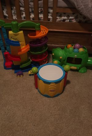 Assorted toddler toys for Sale in Port St. Lucie, FL