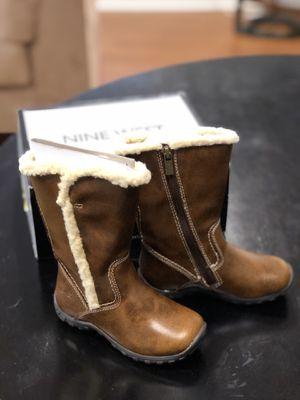 Girl Winter Boots - Size 9 for Sale in Marietta, GA