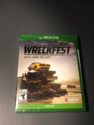 Wreck fest Xbox one NEW sealed for Sale in Union City, CA