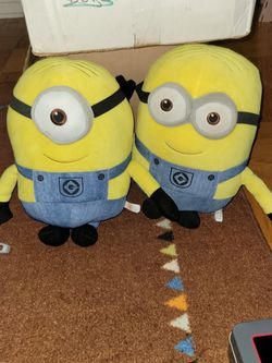 Minions Plushies for Sale in Silver Spring,  MD