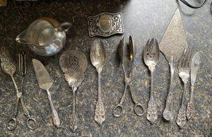 Silver cutlery set for Sale in Hialeah, FL