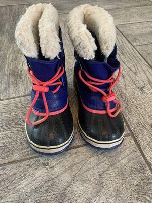 Little kids Sorel waterproof snow boots for Sale in Los Angeles, CA