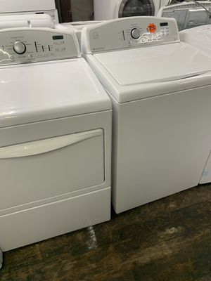 Washer and dyer gas kenmore for Sale in Paterson, NJ