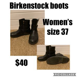 Birkenstock boots for Sale in Fall City, WA